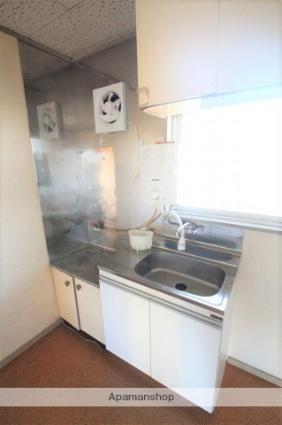 コーポ波切B[2DK/30.6m2]のキッチン