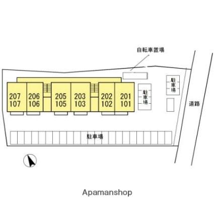 楓プレイス[2LDK/72.64m2]の外観4