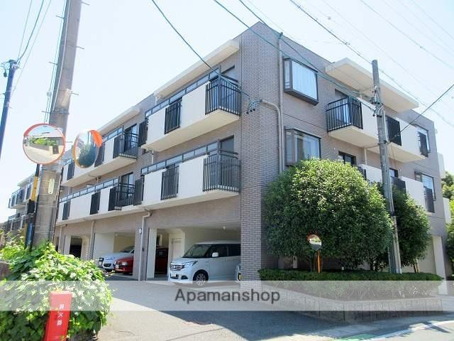 静岡県浜松市中区、浜松駅徒歩29分の築26年 3階建の賃貸マンション