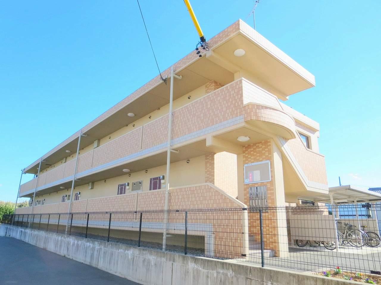静岡県湖西市、鷲津駅徒歩19分の築7年 2階建の賃貸マンション
