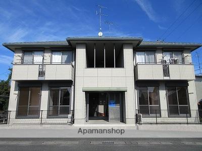 静岡県湖西市、新所原駅徒歩15分の築15年 2階建の賃貸アパート