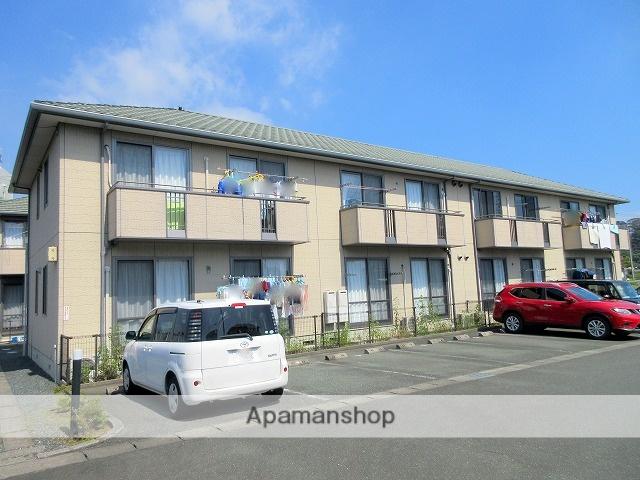 静岡県湖西市の築15年 2階建の賃貸アパート
