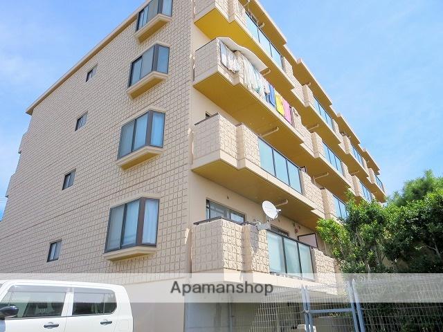 静岡県浜松市西区、高塚駅徒歩30分の築24年 4階建の賃貸マンション