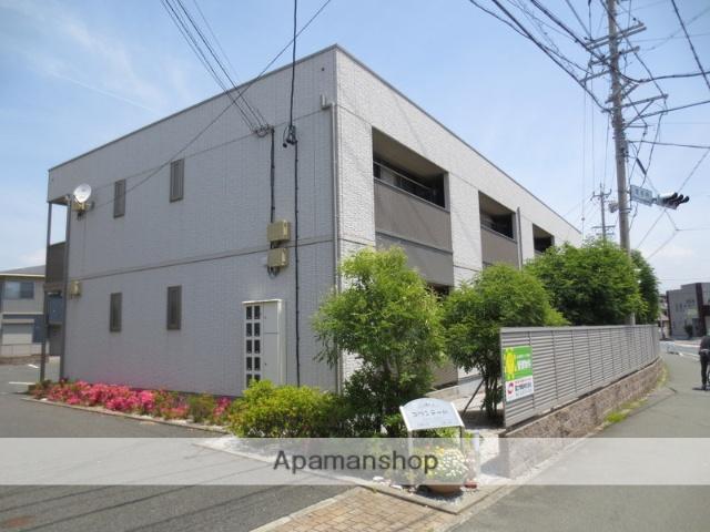 静岡県浜松市南区の築9年 2階建の賃貸アパート