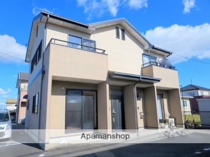 静岡県浜松市南区の築16年 2階建の賃貸テラスハウス