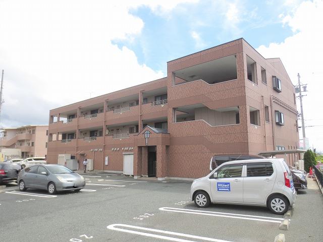 静岡県浜松市西区、浜松駅遠鉄バスバス25分志都呂下車後徒歩5分の築11年 3階建の賃貸マンション