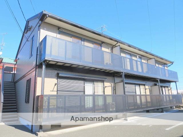 静岡県浜松市中区、新浜松駅徒歩29分の築16年 2階建の賃貸アパート
