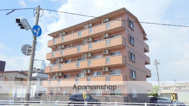 静岡県湖西市、新居町駅徒歩1分の築9年 5階建の賃貸マンション