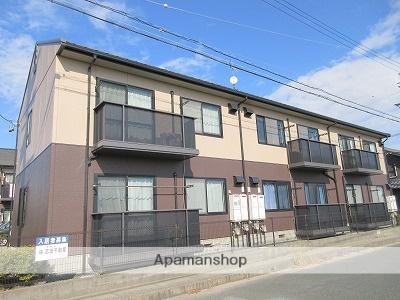 静岡県浜松市西区の築19年 2階建の賃貸アパート