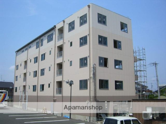 静岡県浜松市西区、浜松駅遠鉄バスバス6分雄踏町下車後徒歩34分の築8年 5階建の賃貸マンション