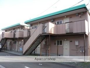 静岡県浜松市西区の築33年 2階建の賃貸アパート
