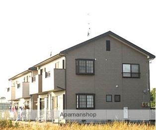 静岡県浜松市西区の築21年 2階建の賃貸アパート