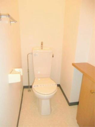 メゾン・エトワール[3LDK/58.85m2]のトイレ