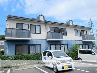 静岡県湖西市、新居町駅徒歩40分の築21年 2階建の賃貸アパート