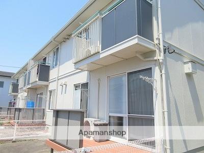 静岡県湖西市、弁天島駅徒歩69分の築24年 2階建の賃貸アパート
