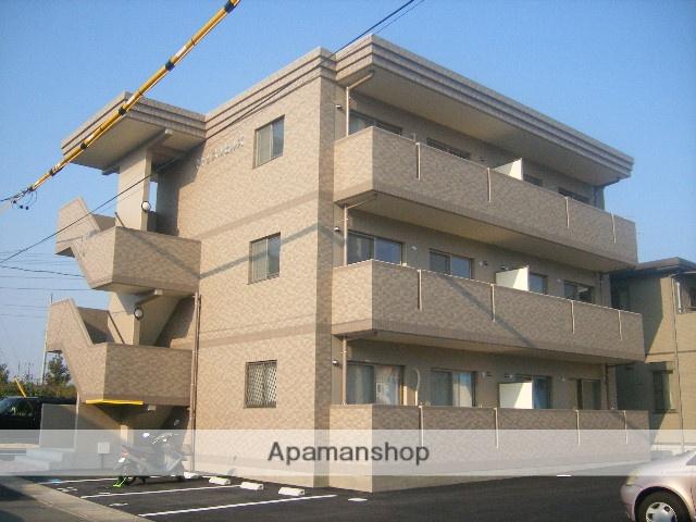 静岡県湖西市、鷲津駅徒歩22分の築10年 3階建の賃貸マンション