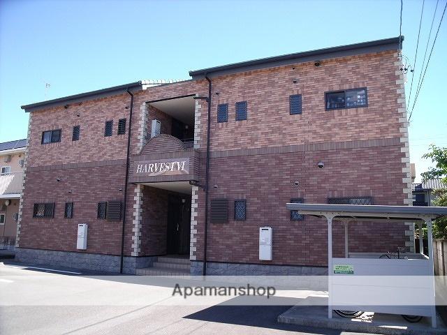 静岡県浜松市南区、新浜松駅徒歩35分の築13年 2階建の賃貸アパート