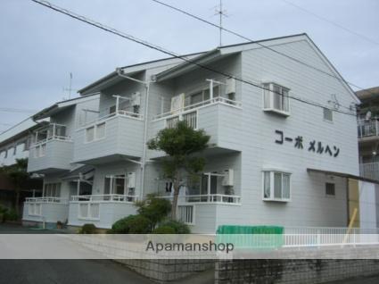 静岡県浜松市中区の築29年 2階建の賃貸アパート