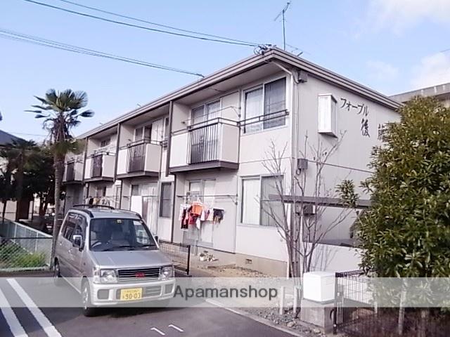 静岡県浜松市東区、天竜川駅徒歩25分の築33年 2階建の賃貸アパート