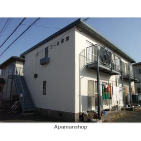 静岡県浜松市東区、天竜川駅徒歩25分の築32年 2階建の賃貸アパート