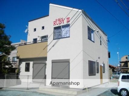 静岡県浜松市南区、天竜川駅徒歩59分の築5年 2階建の賃貸アパート
