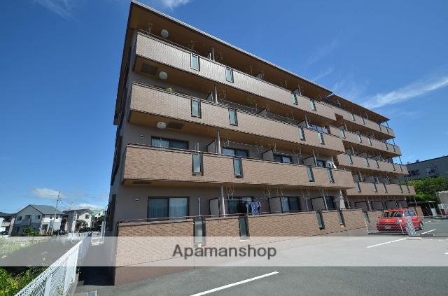 静岡県浜松市東区、天竜川駅徒歩13分の築8年 4階建の賃貸マンション