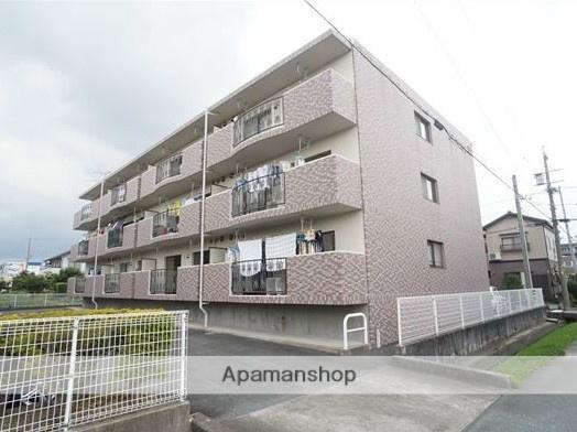 静岡県浜松市東区、上島駅徒歩17分の築19年 3階建の賃貸マンション