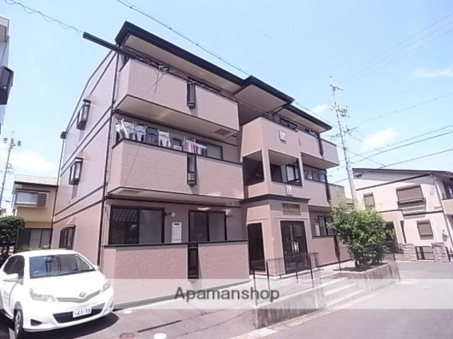 静岡県浜松市東区、さぎの宮駅徒歩26分の築16年 3階建の賃貸アパート