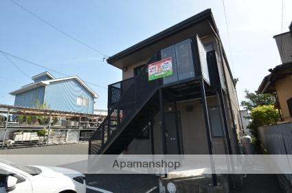 静岡県浜松市東区、天竜川駅徒歩15分の築16年 2階建の賃貸アパート