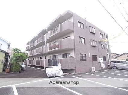 静岡県浜松市中区、浜松駅遠鉄バスバス10分名塚西下車後徒歩2分の築23年 3階建の賃貸マンション
