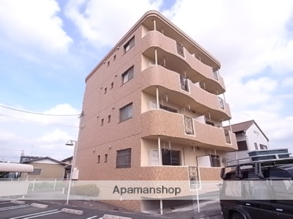 静岡県浜松市浜北区、岩水寺駅徒歩10分の築9年 4階建の賃貸マンション