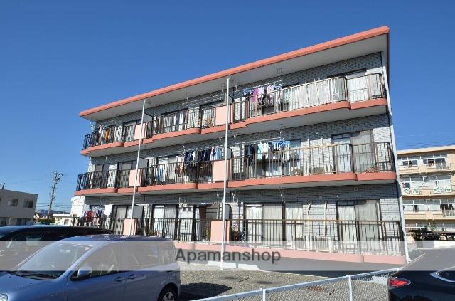 静岡県浜松市浜北区、美薗中央公園駅徒歩11分の築23年 3階建の賃貸マンション