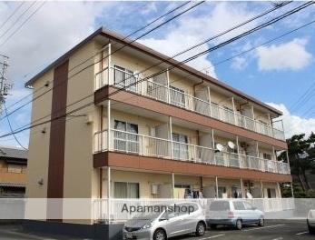 静岡県浜松市東区、天竜川駅徒歩13分の築30年 3階建の賃貸アパート