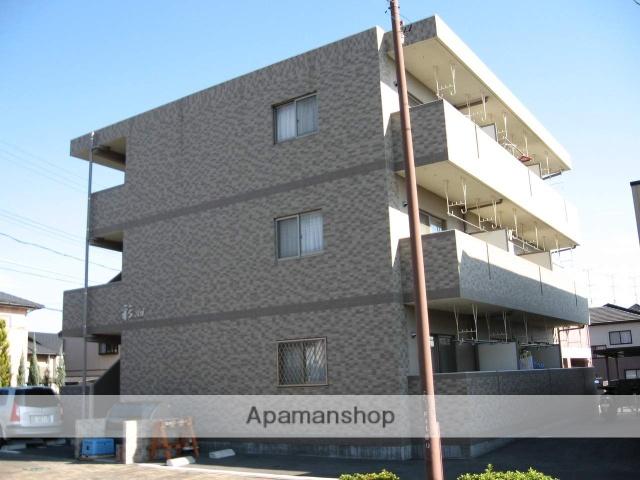 静岡県浜松市東区、自動車学校前駅徒歩30分の築12年 3階建の賃貸マンション