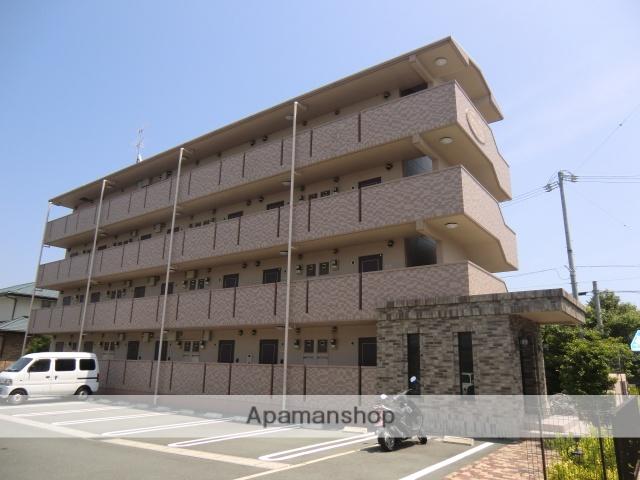 静岡県浜松市南区、天竜川駅徒歩31分の築10年 4階建の賃貸マンション