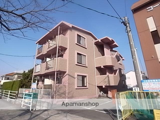静岡県浜松市東区、天竜川駅徒歩9分の築15年 3階建の賃貸マンション