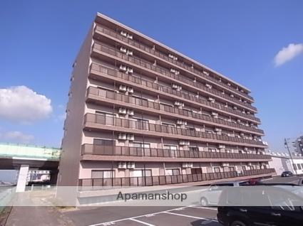 静岡県浜松市東区、上島駅徒歩19分の築11年 7階建の賃貸マンション