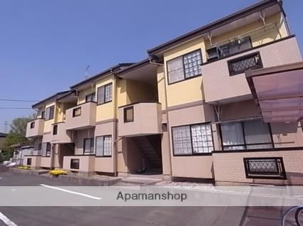 静岡県浜松市東区、天竜川駅徒歩13分の築21年 2階建の賃貸アパート