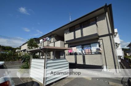静岡県浜松市東区、さぎの宮駅徒歩27分の築17年 2階建の賃貸アパート