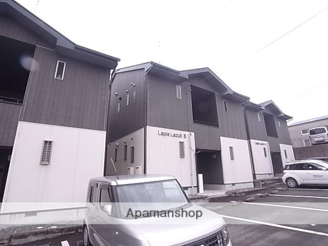 静岡県浜松市東区、浜松駅遠鉄バスバス30分三方原営業所下車後徒歩10分の築11年 2階建の賃貸アパート
