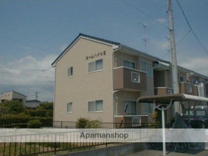 静岡県浜松市中区、助信駅徒歩18分の築22年 2階建の賃貸アパート