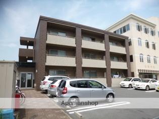 静岡県浜松市中区、浜松駅バス10分曳馬橋下車後徒歩15分の築9年 3階建の賃貸マンション