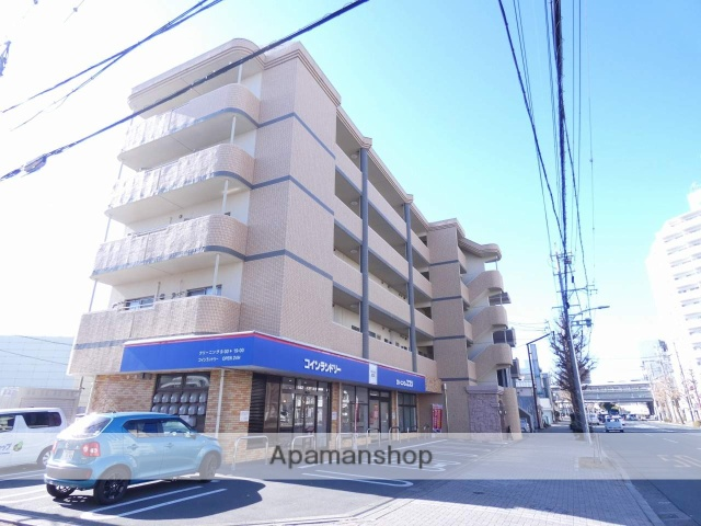 静岡県浜松市中区、浜松駅徒歩11分の築12年 5階建の賃貸マンション