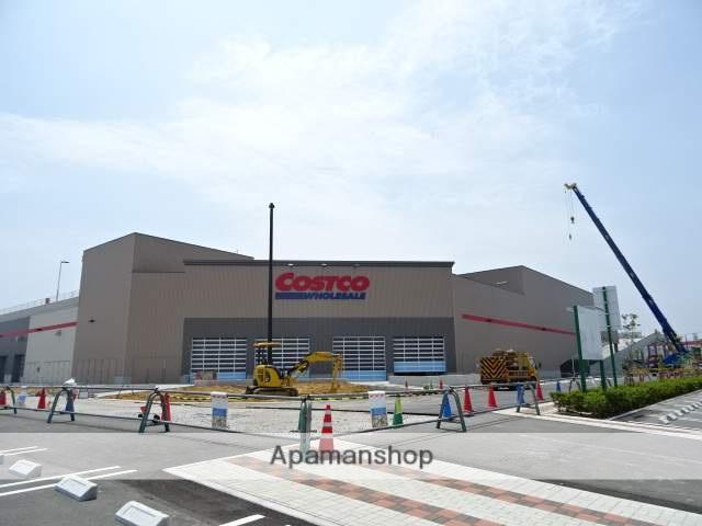 コストコホールセール浜松倉庫店 2600m