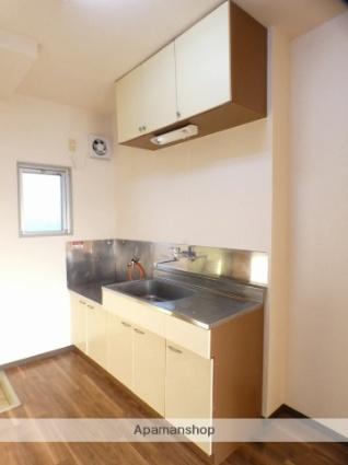 静岡県浜松市北区根洗町[1DK/25.92m2]のキッチン