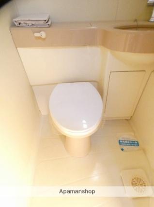 静岡県浜松市北区根洗町[1DK/25.92m2]のトイレ