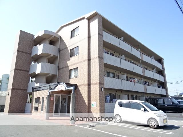 静岡県浜松市西区、浜松駅遠鉄バスバス60分千鳥園下車後徒歩9分の築10年 4階建の賃貸マンション