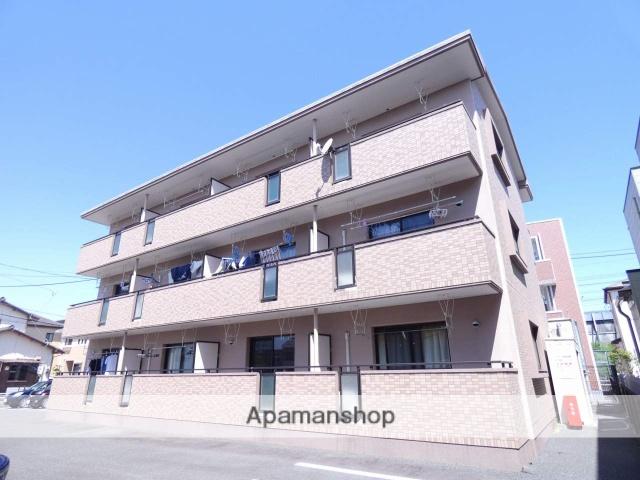 静岡県浜松市南区、天竜川駅徒歩29分の築11年 3階建の賃貸マンション