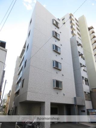 静岡県浜松市中区、浜松駅徒歩20分の築8年 6階建の賃貸マンション
