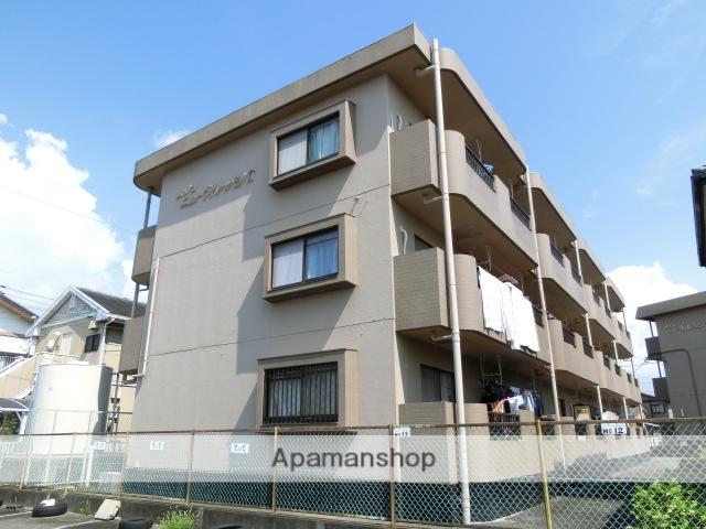 静岡県浜松市東区、天竜川駅徒歩16分の築23年 3階建の賃貸マンション